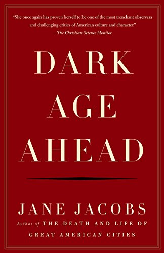 9781400076703: Dark Age Ahead