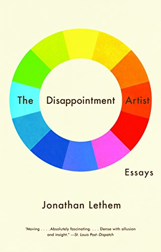 9781400076819: The Disappointment Artist: Essays