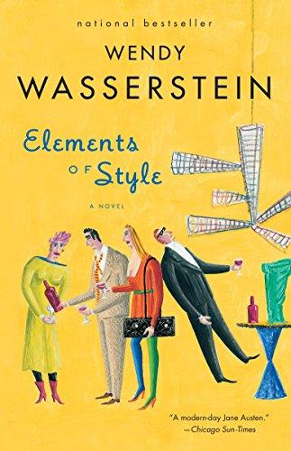 9781400076871: Elements of Style: A Novel