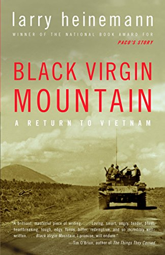 9781400076895: Black Virgin Mountain: A Return to Vietnam