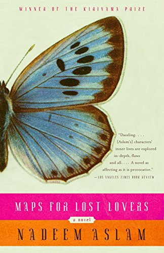9781400076970: Maps for Lost Lovers