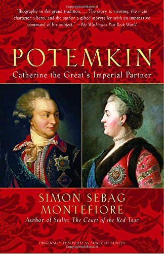 Potemkin: Catherine the Great's Imperial Partner (1400077176) by Simon Sebag Montefiore