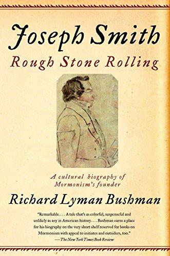 9781400077533: Joseph Smith: Rough Stone Rolling