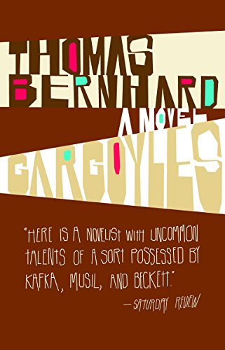 9781400077557: Gargoyles (Vintage International)