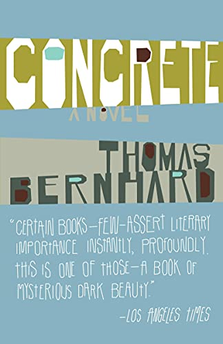 9781400077571: Concrete (Vintage International)
