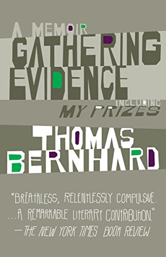 9781400077625: Gathering Evidence/My Prizes (Vintage International)