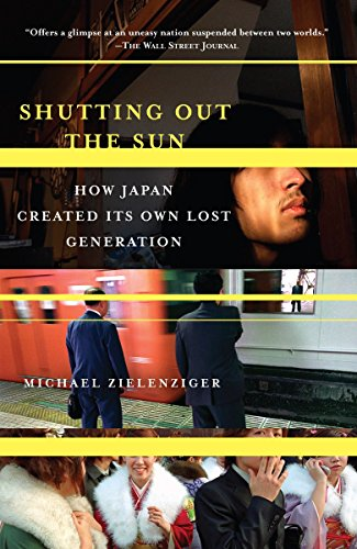 9781400077793: Shutting Out the Sun: How Japan Created Its Own Lost Generation (Vintage Departures)