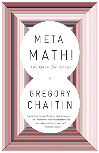 9781400077977: Meta Math!: The Quest for Omega