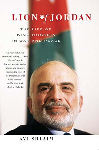 9781400078288: Lion of Jordan: The Life of King Hussein in War and Peace