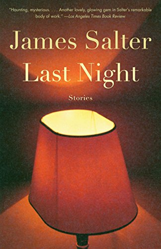 9781400078417: Last Night: Stories