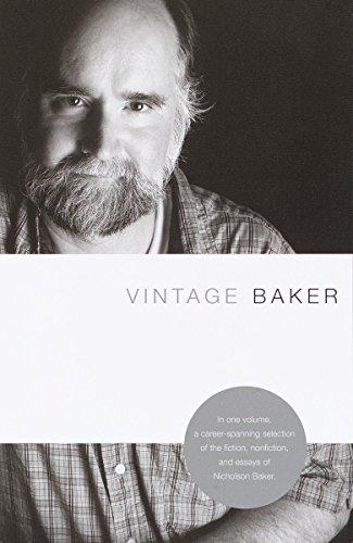 9781400078608: Vintage Baker