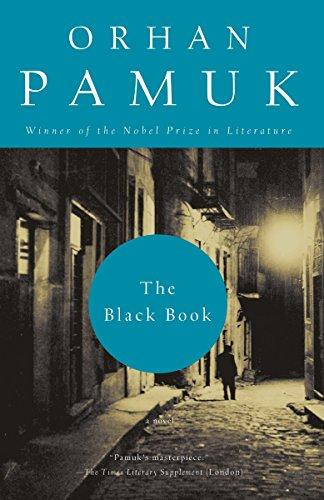 The Black Book: Orhan Pamuk