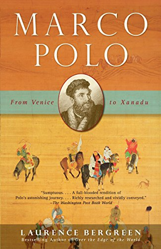 9781400078806: Marco Polo: From Venice to Xanadu