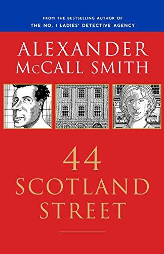 9781400079445: 44 Scotland Street (44 Scotland Street Series, Book 1)