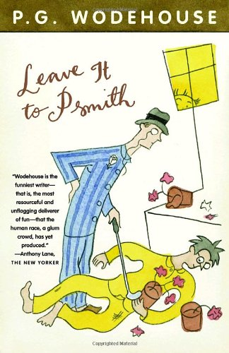 9781400079605: Leave It to Psmith