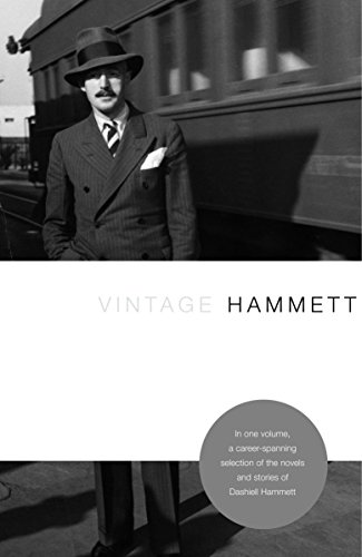 Vintage Hammett: Hammett, Dashiell