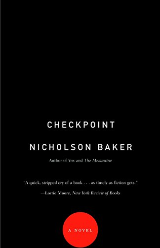 9781400079858: Checkpoint (Vintage Contemporaries)
