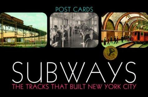 Subways Postcards (Potter Style): Diehl, Lorraine B.
