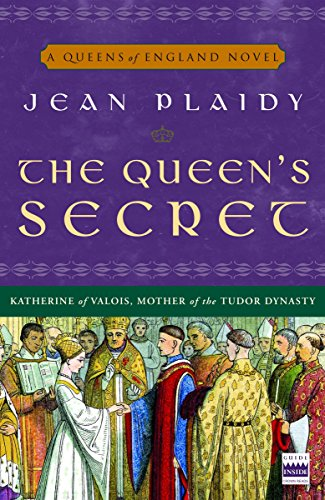 9781400082520: The Queen's Secret: A Novel (A Queens of England Novel)
