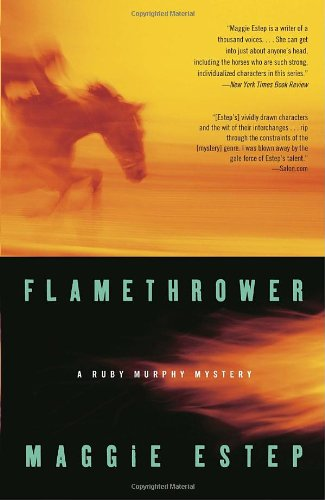 9781400082735: Flamethrower (Ruby Murphy Mysteries)
