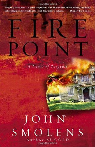 9781400083237: Fire Point: A Novel of Suspense