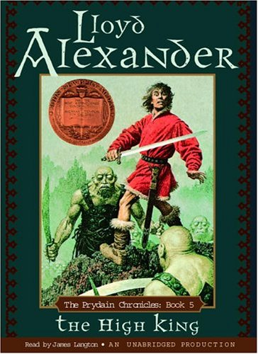 9781400085613: The High King (Lloyd Alexander's Prydain Chronicles)