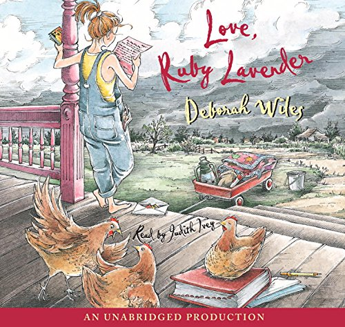 9781400089970: Love, Ruby Lavender (Lib)(CD)
