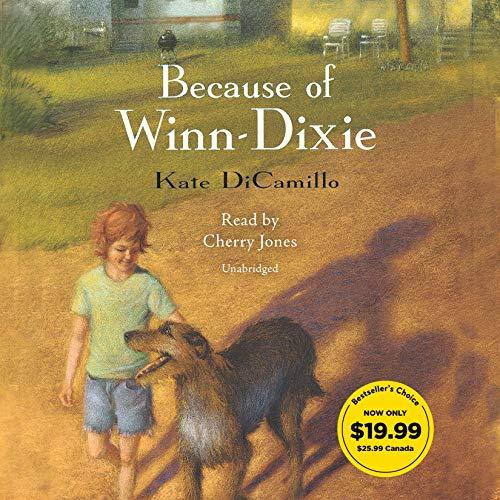 9781400091492: Because of Winn-Dixie