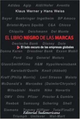 9781400092857: El Libro Negro de las Marcas (Spanish Edition)