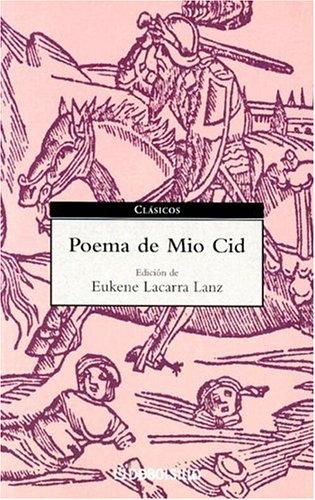 Poema del M?o Cid (Spanish Edition): Anonimo