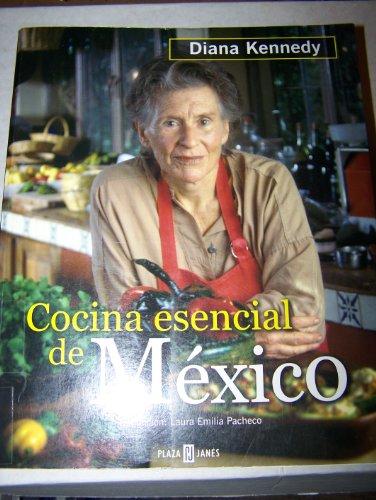 9781400093083: Cocina esencial de México (Spanish Edition)