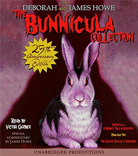 9781400094721: The Bunnicula Collection: Books 1-3: #1: Bunnicula: A Rabbit-Tale of Mystery; #2: Howliday Inn; #3: The Celery Stalks at Midnight (The Bunnicula Series)