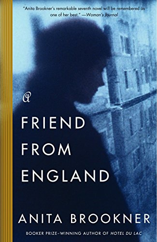 9781400095216: A Friend from England (Vintage Contemporaries)