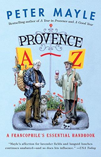 9781400095698: Provence A-Z: A Francophile's Essential Handbook (Vintage Departures)
