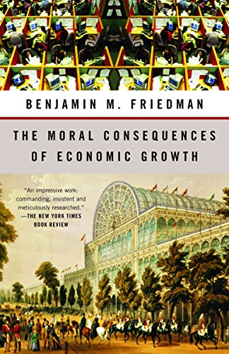 9781400095711: The Moral Consequences of Economic Growth