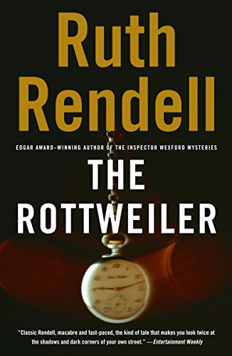 9781400095889: The Rottweiler (Vintage Crime/Black Lizard)