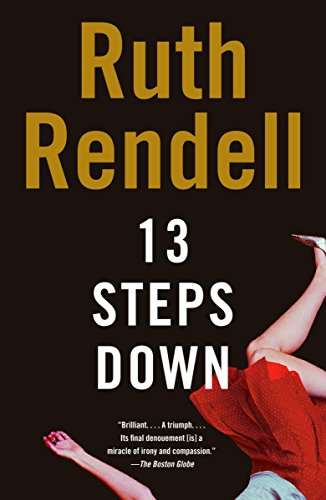 9781400095902: 13 Steps Down: A Psychological Thriller (Vintage Crime/Black Lizard)