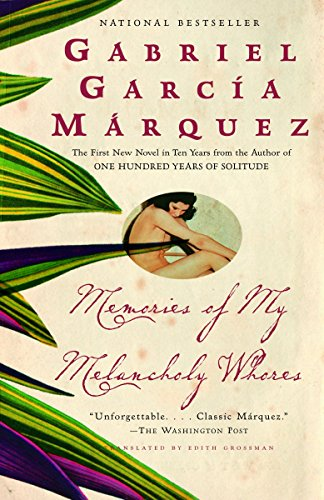 9781400095940: Memories of My Melancholy Whores (Vintage International)