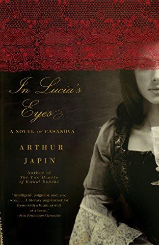 9781400096121: In Lucia's Eyes: A Novel of Casanova