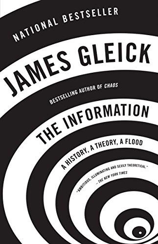 9781400096237: The Information: A History, A Theory, A Flood
