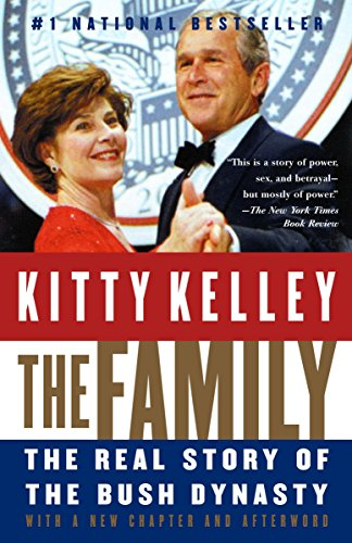 9781400096411: The Family: The Real Story of the Bush Dynasty