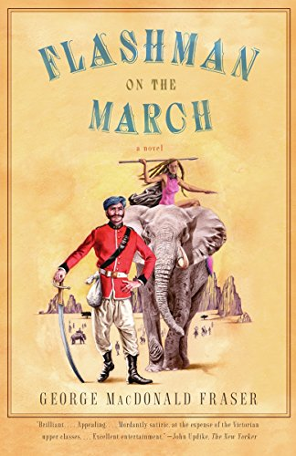 9781400096466: Flashman on the March: From the Flashman Papers, 1867-8