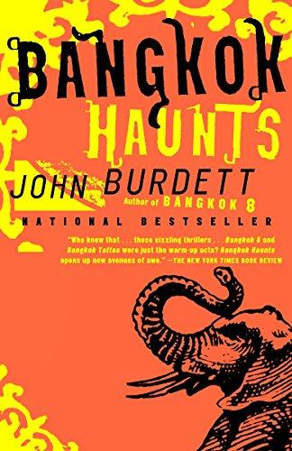 9781400097067: Bangkok Haunts: A Royal Thai Detective Novel (3) (Vintage Crime/Black Lizard)
