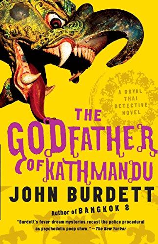 9781400097074: The Godfather of Kathmandu: A Royal Thai Detective Novel (4) (Royal Thai Detective Novels)