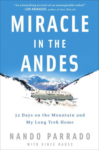 9781400097678: Miracle in the Andes: 72 Days on the Mountain and My Long Trek Home