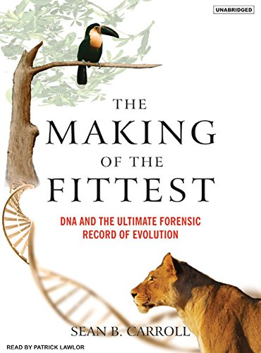 9781400103157: The Making of the Fittest: DNA and the Ultimate Forensic Record of Evolution