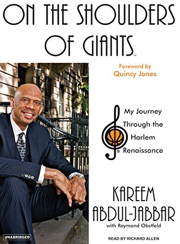 9781400104284: On the Shoulders of Giants: My Journey Through the Harlem Renaissance