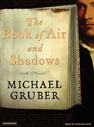 The Book of Air and Shadows (Compact Disc): Michael Gruber