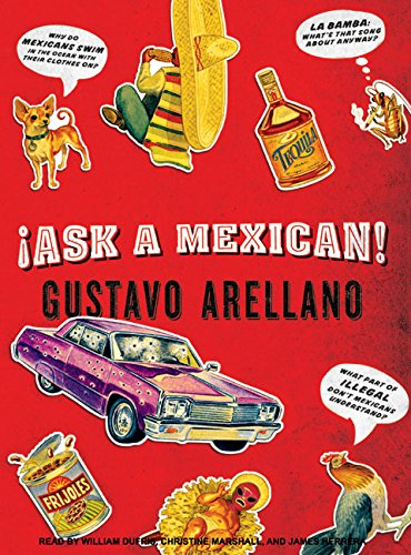 9781400104642: Ask a Mexican!