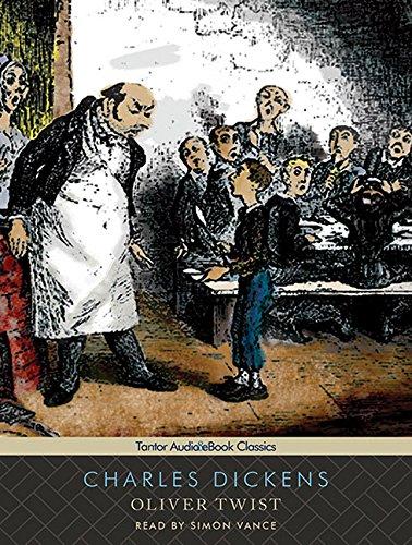 9781400106950: Oliver Twist (Tantor Unabridged Classics)